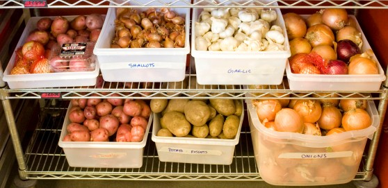 Where to Store Produce | The Complete Cooking for Two Cookbook
