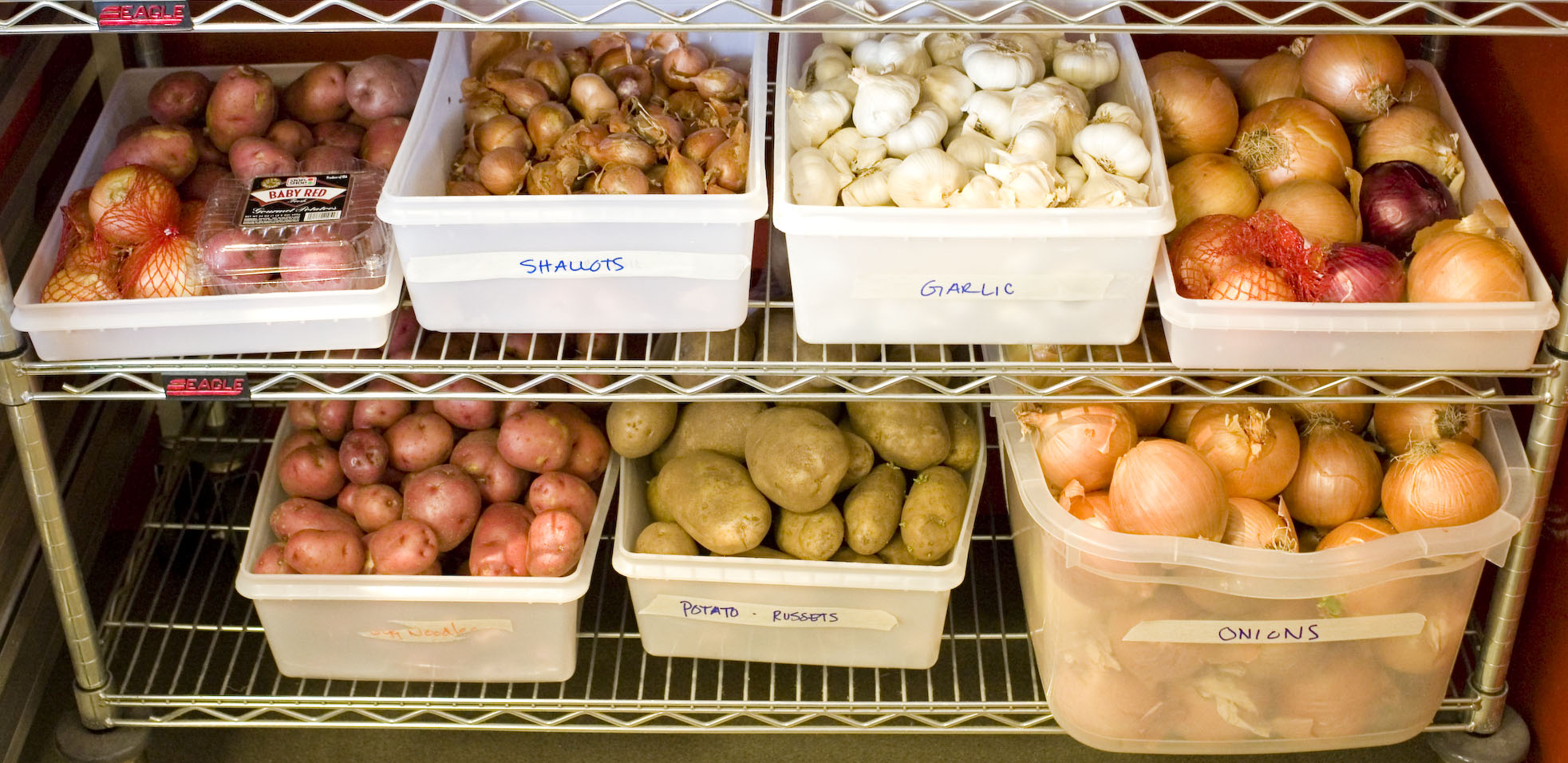 Exceptionnel Pantry Produce